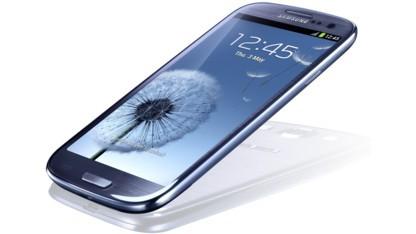 Fertigungsproblem beim blauen Rückcover vom Galaxy S3