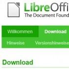 Office-Suite: Libreoffice 3.5.4 mit Geschwindigkeitsschub