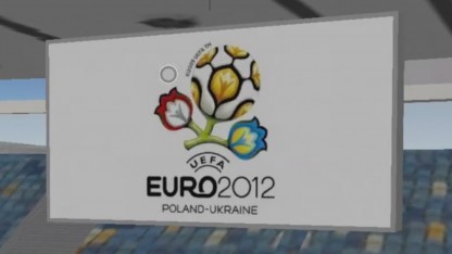 Google Street View zeigt die Stadien der Europameisterschaft.