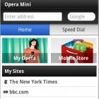 Browser: Opera Mini 7 für Symbian, Blackberry und Java-Handys