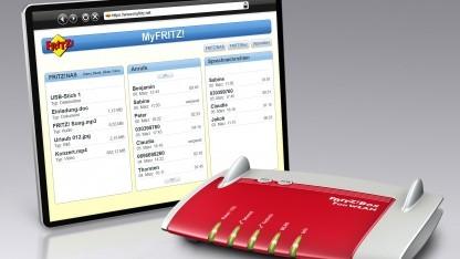 AVMs Fritz OS bringt unter anderem MyFritz auf mehr Fritzboxen.