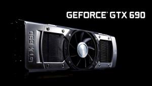 Geforce GTX-690 im Test: Schnellste und sparsamste Dual-GPU überzeugt