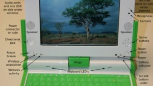 Der XO-1.75 des OLPC-Projekts
