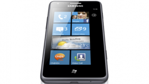 Samsung Omnia M: Windows-Phone-Smartphone mit 4-Zoll-Super-Amoled-Touchscreen