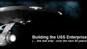 Build the Enterprise: Es geht - also machen wir es!