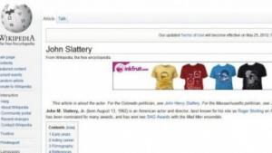 Wikipedia bleibt werbefrei.