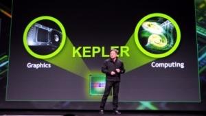 Kepler für Grafik und Rechenanwendungen