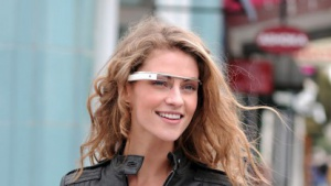 Bisher gibt es nur Prototypen von Googles Brille.