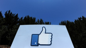 Facebook-Hauptsitz in Menlo Park, Kalifornien