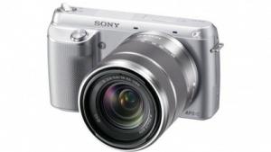 Systemkamera Sony NEX-F3