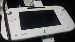 Inoffizielles Foto vom Wii-U-Controller