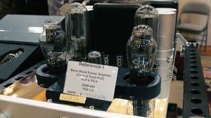 Röhren in einem Hifi-Verstärker für 20.000 US-Dollar