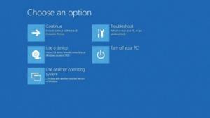 Erweiterte Boot-Optionen von Windows 8 aufrufen