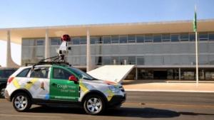 Street-View-Fahrzeug: Bürger sollen sicher sein, dass die Regierung ihre Privatsphäre schützt.