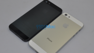 9to5Mac veröffentlichte Fotos aus China, die das iPhone-5-Gehäuse zeigen sollen.