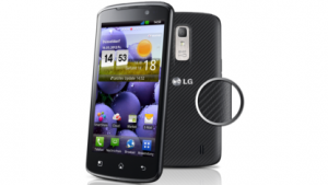 Android-Smartphone mit LTE: LGs Optimus True HD LTE bei Vodafone
