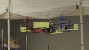 Fliegender Stromlieferant: drahtlose Stromübertragung per magnetischer Resonanz