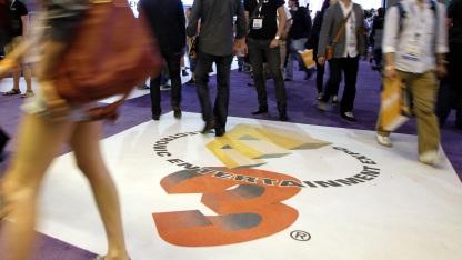 Szene von der E3 2011