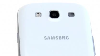 Das Galaxy S3 von Samsung ist das neue Referenz-Modell für Android.