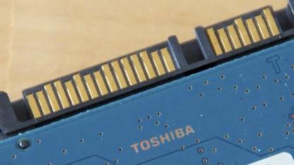 Toshiba will neue SSDs für die Sata-Schnittstelle auf den Markt bringen.