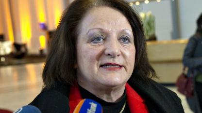 Justizministerin Sabine Leutheusser-Schnarrenberger im Januar 2012