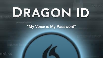 Dragon ID erkennt Nutzer an ihrer Stimme.