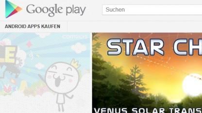 Googles Play Store
