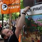 """Ex-Pressesprecher: """"In der Piratenpartei laufen Spielchen um Machtpositionen"""""""