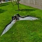 Batbot: Roboter fliegt wie eine Fledermaus