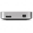 Buffalo: Externe Thunderbolt-Festplatte mit USB-3.0-Anschluss