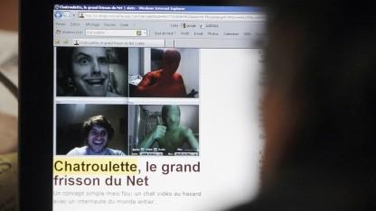 Chatroulette scheiterte an der Anonymität seiner Nutzer.