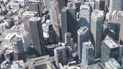 3D-Kartenmaterial auf mobilen Geräten