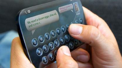 Tactile Layer macht Schaltflächen auf Touchscreens fühlbar.
