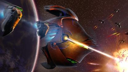 Skyjacker - Weltraumaction auf Basis einer russischen Romanserie