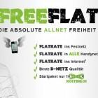 Freenet Freeflat: Handy- und Datenflatrate im Telekom-Netz für 30 Euro