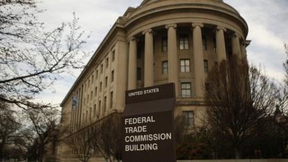 Sitz der FTC in Washington: Verbot verschleppen, bis Kontrahenten sich einigen