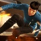 Star Trek: Kirk und Spock im Kampf mit den Dino-Aliens