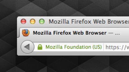 Mehr Sicherheit für Firefox-Nutzer