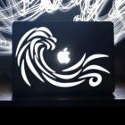 Uncover: Macbooks leuchten individuell