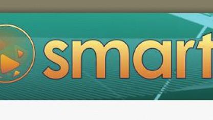 Sensordaten und soziale Netze: Logo des europäischen Suchmaschinenprojekts Smart