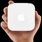 Dual-Band-WLAN: Airport Express wandelt sich ins Apple-TV-Format