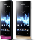Sony Xperia Miro: Smartphone mit Android 4 und 5-Megapixel-Kamera