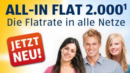 Aldi Talk All-In-Flat 2.000