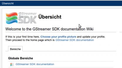 Anwendungen für Gstreamer können künftig mit einer SDK entwickelt werden.