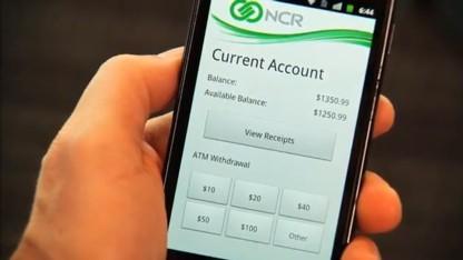 Bargeld abheben mit dem Android-Smartphone