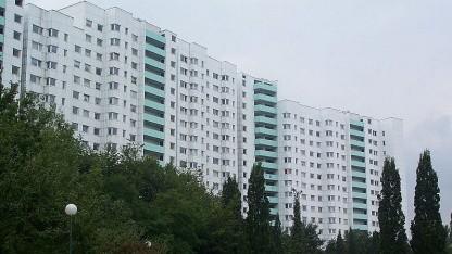 Häuser in Gropiusstadt