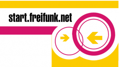 Logo der Initiative Freifunk