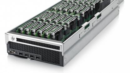 Redstone-Plattform mit ARM-Prozessoren