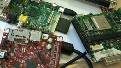 Fedora 17 wurde für zahlreiche ARM-basierte Plattformen erstellt.