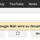 E-Mail-Dienst: Google Mail heißt in Deutschland wieder Gmail